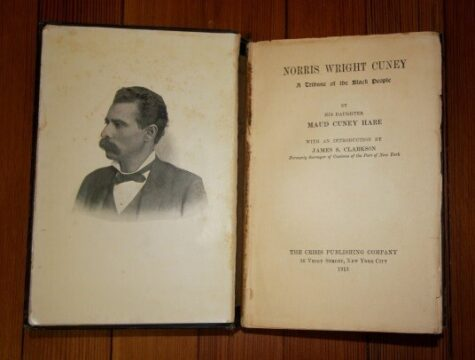 Rosenberg Library Remembers Norris Wright Cuney During Black History Month