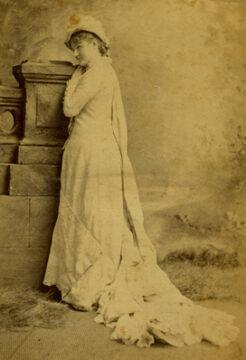 Bettie Brown's 1902 Transatlantic Voyage