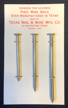 Texas Nail and Wire Company