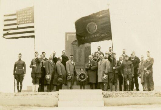 Galveston's World War I Memorial