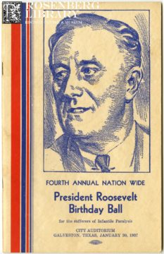 FDR's Birthday Ball