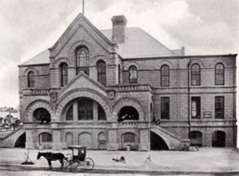 The 144-Year History of the First Public Library in Texas