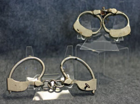 Assortment of Late Nineteenth Century Police Relics