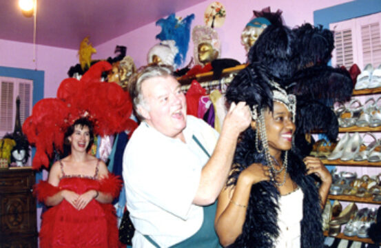 Tribute to Mr. Mardi Gras