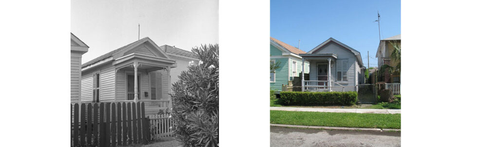 The Small Houses of Galveston: Another Take