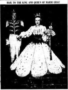 1949 Mardi Gras