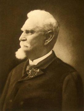 1872 Presentation Silver Belonging to Henry Rosenberg