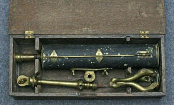 Gregorian Telescope, ca. 1760
