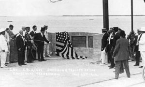 G-18221FF3-4 Gov. Colquitt Unveiling Tablets of the Causeway Celebration May 25th 1912