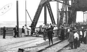 G-18221FF3-6 Governor Colquitt Opening the Causeway May 25th 1912