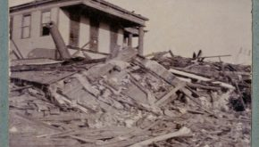 Remembering John S. Christian, 1900 Storm Victim
