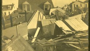 Remembering the Terrell family, 1900 Storm Victims