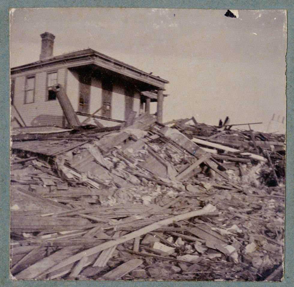 Remembering John S. Christian, 1900 Storm Victim